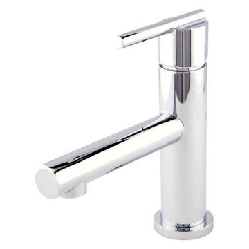 Danze Parma Single Hole Bathroom Faucet, Chrome, D224158