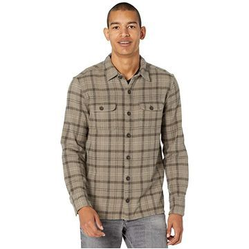Paige Williams Shirt in Aged Brown
