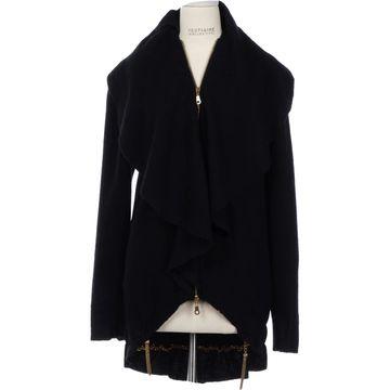 Sacai Black Wool Jackets