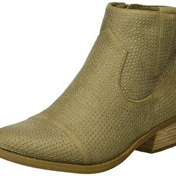 Report Women's Dixie Ankle Boot, Olive, 10 M US
