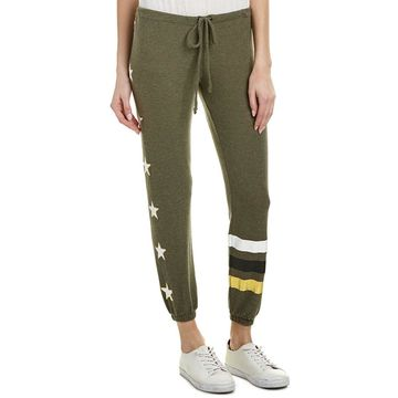 Chaser Womens Graphic Sweatpant