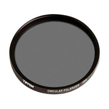 Tiffen 82mm Circular Polarizer Glass Filter