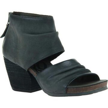 OTBT Women's Patchouli Heeled Sandal Dusty Grey Leather