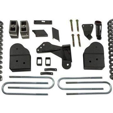 Tuff Country T1C-24995 4 in. Standard Suspension Lift Kit for Ford F250, F350 4WD with Diesel Engine
