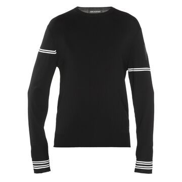 Neil Barrett Plain Color Sweater