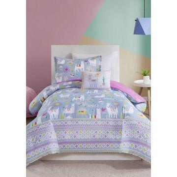 Jla Home Andes Comforter Set - -