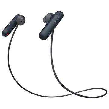 Sony In-Ear Wireless Bluetooth Headphones - Black (WISP500-B)