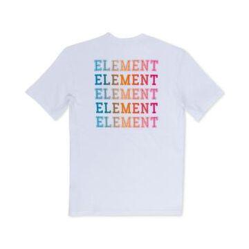 Element Men's Drop Logo Graphic T-Shirt