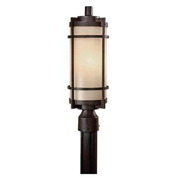 Minka-Lavery Andrita Court One Light Post Mount 72026-A179-PL