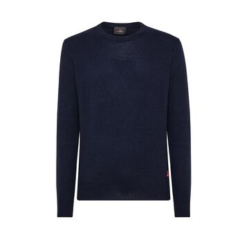 Peuterey Peuterey Wool And Cashmere Round Neck Pull