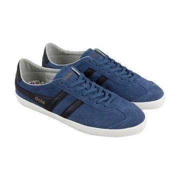 Gola Specialist Baltic Black Mens Low Top Sneakers