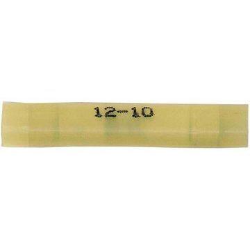 Ancor Nylon Insulated Double Crimp Butt Connectors, 12-10 AWG, 100pk