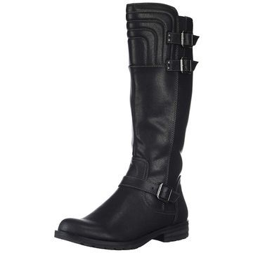 Natural Soul Womens Bijoux Closed Toe Over Knee Riding Boots