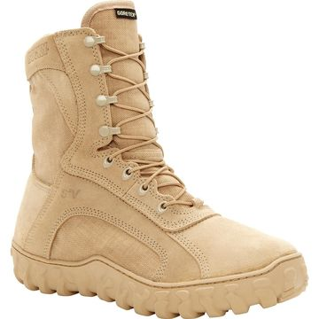Rocky S2V: Waterproof Insulated Military Boots