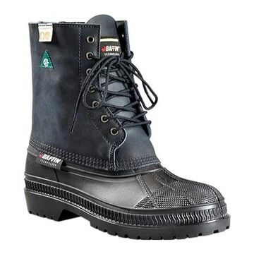 Baffin Men's Whitehorse -40 Safety Toe and Plate Boot Black