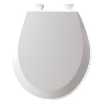 Bemis, Toilet Seat, Cotton White, 2