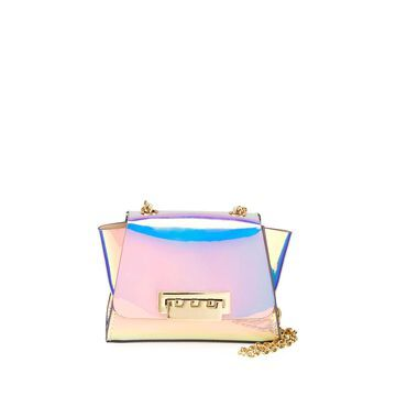 Eartha Mini Iridescent Crossbody Bag