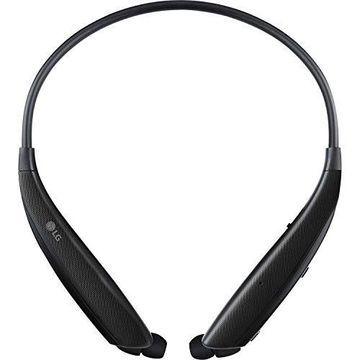 LG HBS-830 Tone Ultra Stereo Bluetooth Headset - Black - Retail