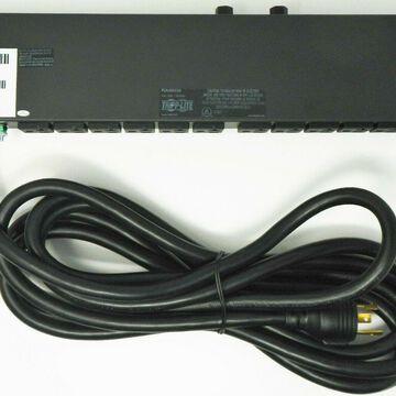 Tripp-Lite PDUMH30 Metered Rack PDU Outlets 12 5-15/20R L5-30P 15ft Cord