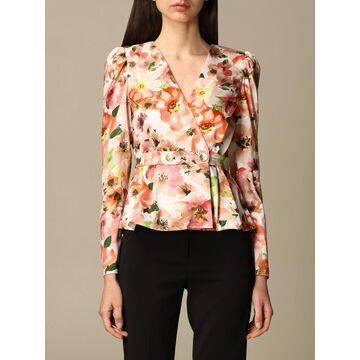 Patrizia Pepe floral jacket