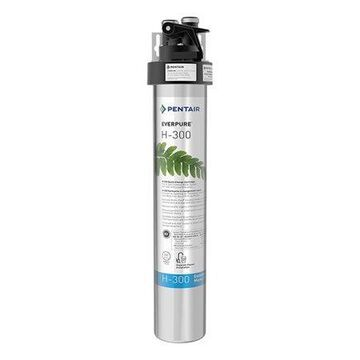 Pentair EverPure EV927076 H-300 125 PSI Compact Drinking Water Filtration System