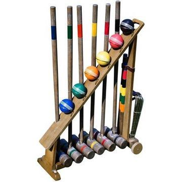 Franklin Sports Vintage Croquet