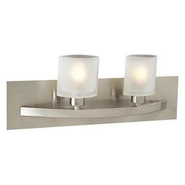 PLC Lighting 642SN 2-Light Vanity Wyndham Collection
