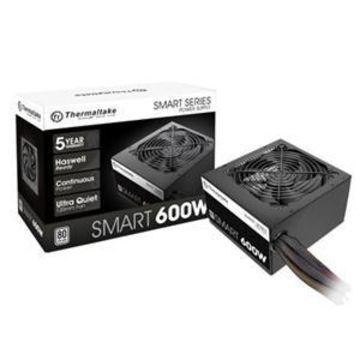 Thermaltake PS-SPD-0600NPCWUS-W Smart 80 Plus White 600W