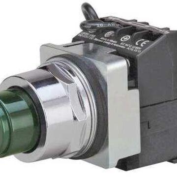 SIEMENS 52PT6D3A Illuminated Push Button,30mm,24VAC/DC
