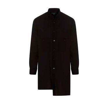 Yohji Yamamoto uneve Stand Shirt