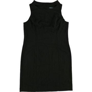 American Living Womens Cutout Sheath Dress