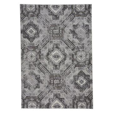Capel Channel 4742-310 Rug, Tin, 7'10