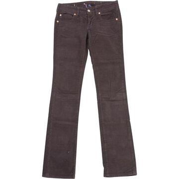 Vanessa Bruno Brown Cotton Jeans