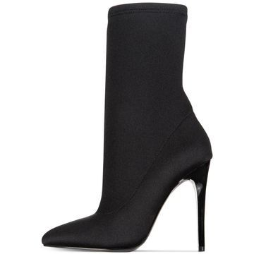 Call It Spring Womens Hailassi Pointed Toe Mid-Calf Fashion