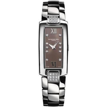 Raymond Weil Women's 1500-ST3-00775 Shine Stainless Steel Watch