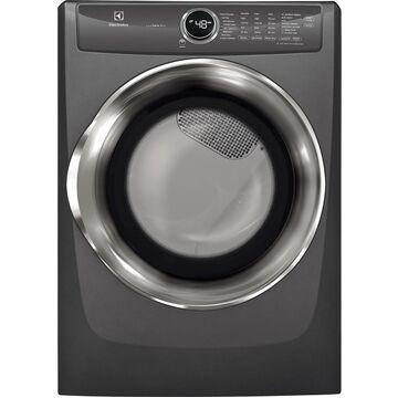 Electrolux EFME527UTT 8.0 cu. ft. Electric Dryer w/ Instant Refresh - Titanium