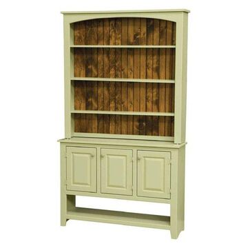 Charity Sideboard With Hutch