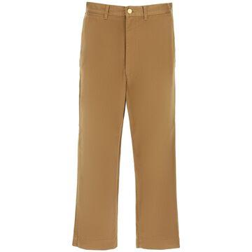 Junya Watanabe Junya Watanabe Carhartt Cropped Trousers
