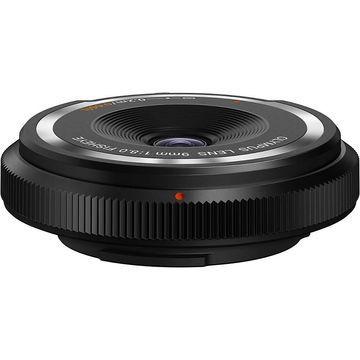 Olympus BCL-0980 - 9 mm - f/8 - Fisheye Lens for Micro Four Thirds