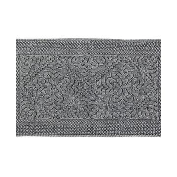 Better Trends Timeless Stone Wash Bath Rug Bedding