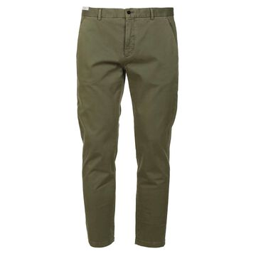 PT05 Regular Fit Cropped Trousers
