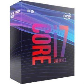 Intel Core i7-9700K 9th Gen Processor - Coffee Lake 3.60GHz 8-Core 8-T