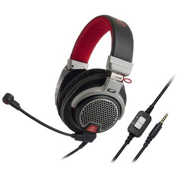 Audio-Technica Open-Air Premium Gaming Headset with 6-inch Boom Microphone (ATH-PDG1)