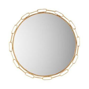 Madison Park Signature Chainlink Decor Mirror