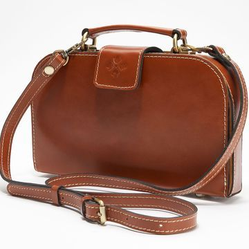 Patricia Nash Tessi Leather Makeup Purse