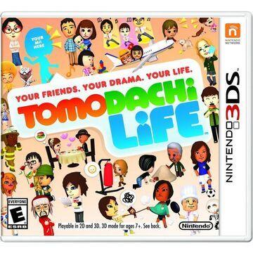 Tomodachi Life Nintendo GameStop