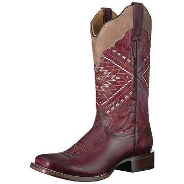 Roper Women's Native Western Boot
