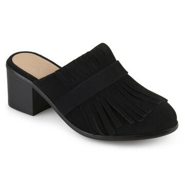 Journee Collection Women's Evelyn Mule