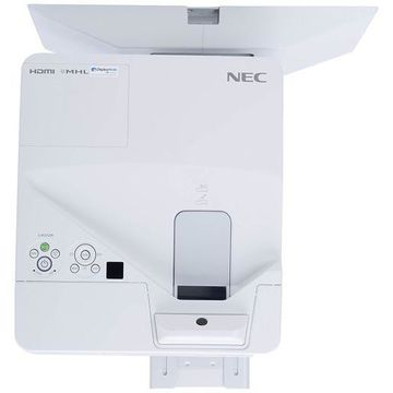 NEC Ultra-Short Video Projector (NP-UM352W-WK)