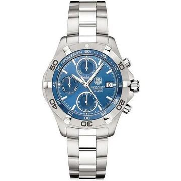 Tag Heuer Men's CAF2112.BA0809 'Aquaracer' Chronograph Automatic Stainless Steel Watch